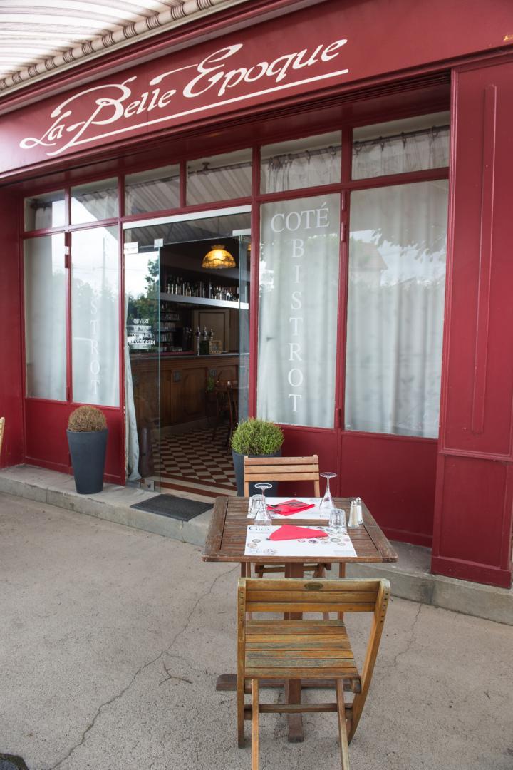 Restaurant la loire gien